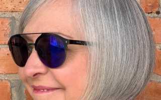 Какая стрижка подходит для женщины 60 лет. Удачные прически, которые молодят женщину