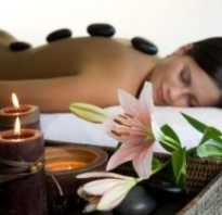 Стоунтерапия: польза и вред массажа камнями. Что такое и как делать стоун массаж