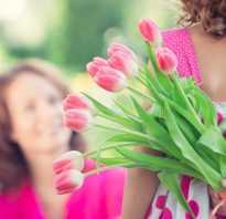Красивое поздравление с 8 марта от детей. подарков, которые можно сделать вместе с детьми