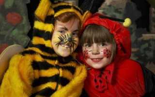 Простые новогодние костюмы для детей — множество идей! Карнавальные костюмы своими руками фото