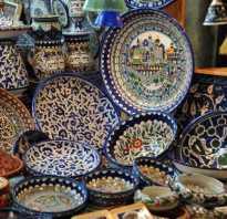 Покупки и сувениры из Израиля — красиво, вкусно, полезно. Что привезти на память из Израиля