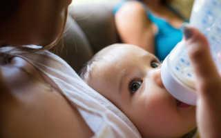 Плюсы и минусы смешанного кормления новорожденных. Смешанное вскармливание грудничков