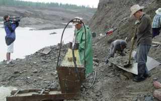 Российские реалии добычи золота. Особенности добычи золота: процесс, способы и подводные камни