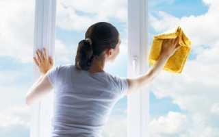 Чем моют окна в квартире народными средствами. Моем окна без разводов. Способы по мытью окон