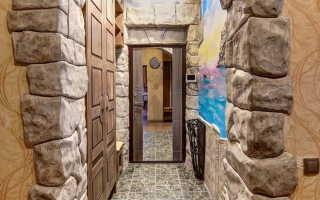 Декоративный камень для отделки арок. Отделка арки декоративным камнем в квартире