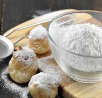 Как сделать сахарную пудру в домашних условиях. Пудра в домашних условиях для лица