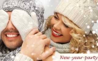 Идеи романтической встречи нового года вдвоем. Как нескучно отметить новый год вдвоем дома