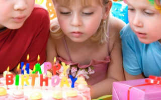 Сценарий дня рождения. Пятилетие Алексея. Детский праздник: таких конкурсов вы еще не видели