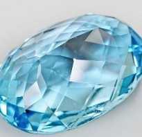 Голубой топаз или сибирский алмаз. Какому знаку зодиака подходят украшения с топазом