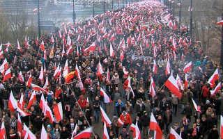 15 августа день войска польского. Праздники и выходные в польше. ноября — Анджейки