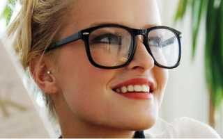 Пойдут ли мне круглые очки. Как подобрать очки по форме лица – правильные оправы по типу лица