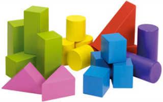 Шаблон конуса из бумаги. Как сделать геометрические фигуры из бумаги? Схемы и советы