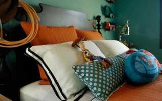 Сочетания цветов в интерьере: голубой и оранжевый. Модный оранжевый цвет в вашем гардеробе