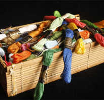 Вышивание крестиком научиться. Основы вышивки крестиком: от подбора ниток до стирки