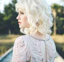Как покрасить волосы в белый цвет: правила идеального блондирования. Как получить белые волосы
