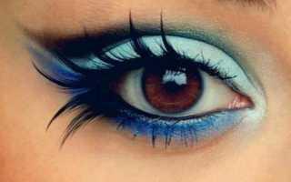 Черный карандаш для глаз как красить. Как накрасить красиво глаза: полезные советы для ленивых