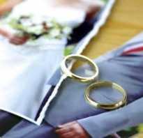 Развод по заявлению одного из супругов. Основания и порядок расторжения брака