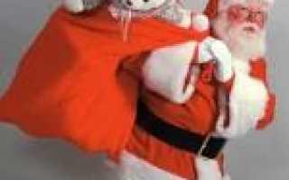 Почему дед мороз приходит на новый год. Зачем приходит дед мороз. Стоит ли раскрывать правду