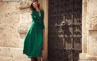 Какие туфли одеть под темно зеленое платье. Какие подобрать аксессуары к зеленому платью? (фото)