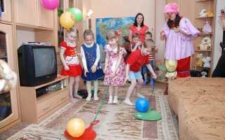 Весёлые детские конкурсы и игры на день рождения. Как провести домашний день рождения весело
