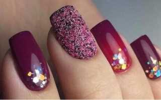 Образцы нарощенных. Дизайн нарощенных ногтей — последние тенденции, фото идеи