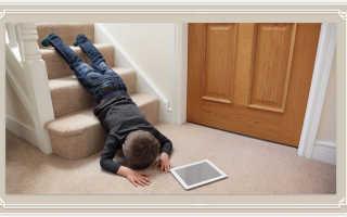 Первые признаки сотрясения мозга у детей. Сотрясение мозга у грудничка — что делать