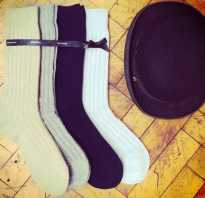 Какие носки одевать под белые туфли. Под цвет чего должны быть у мужчины носки