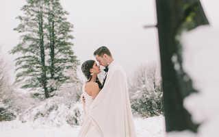 Зимняя свадьба советы. Свадьба зимой: идеи для проведения, советы по организации зимней свадьбы