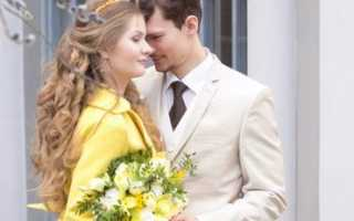 Свадьба весной: организационные моменты. Свадьба ранней весной – природа расцветает, как и любовь
