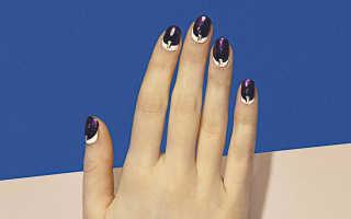 Как нарисовать узор на ногтях иголкой. Главные секреты маникюра с помощью иголки