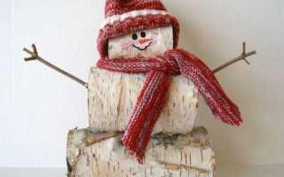 Снеговик своими руками на новый год. Снеговик своими руками на новый год из подручных материалов