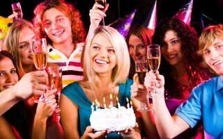 Можно ли отмечать день рождения раньше срока. Можно ли отмечать день рождения заранее