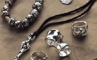 Определение подлинности серебряных изделий. Как проверить настоящее серебро или нет