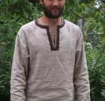 История моды. Русский народный костюм. Старинная мужская верхняя одежда на Руси