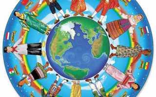 Сообщение на тему народные обычаи и традиции. Культура народов России — самое интересное