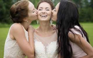 Поздравления подруге на свадьбу трогательное до слез. Поздравления невесте от подруги на свадьбу