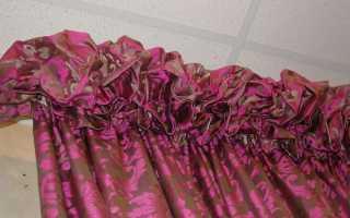 Буфы как вид рукоделия из ткани. Буфы — виды и способы выполнения. Техника выполнения складок