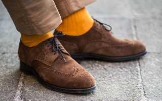 Какие носки одеть под белые брюки. Как подбирать цвет носков? Под брюки или под обувь
