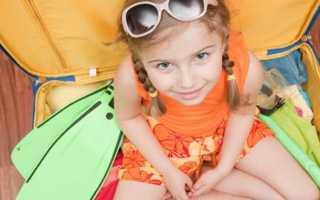 Что взять в лагерь девочке 10 лет. Что взять с собой в лагерь девочке: список вещей