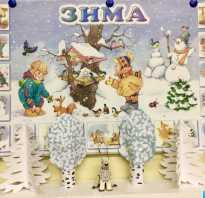 Оформление раздевалки детского сада новый год. Красивое оформление группы. Зима