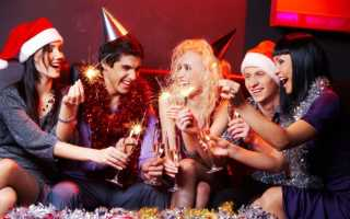 Игры приколы на новый год для взрослых. Рубрика «игры и конкурсы на новый год»