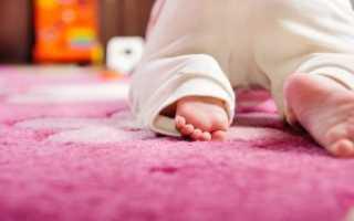 Ребёнку 6 месяцев не сидит. Как же научить ребёнка ползать: план действий. Навыки и достижения