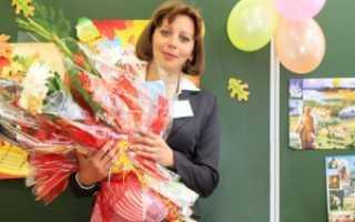 Слова учителю с днем рождения. Как оригинально поздравить учителя с днем рождения