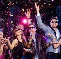 Крутые новогодние вечеринки. Какую тематическую вечеринку выбрать на Новый Год