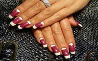 Типсы для наращивания ногтей. Как быстро создать ногти идеальной формы при помощи типсов