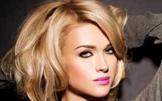 Как прибрать волосы средней длины. Как сделать укладку на средние волосы? (фото)