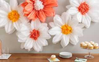 Как сделать цветы из салфеток. Цветы из салфеток своими руками, пошаговое фото