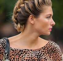 Прически косы на короткие волосы. Техника плетения косичек на короткие волосы