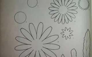 Елка с цветами из фоамирана. Что можно сделать из фоамирана. Фоамиран: что это такое