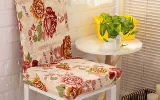 Декор старых стульев: несколько простых способов оформления (22 фото). Праздничный декор стульев
